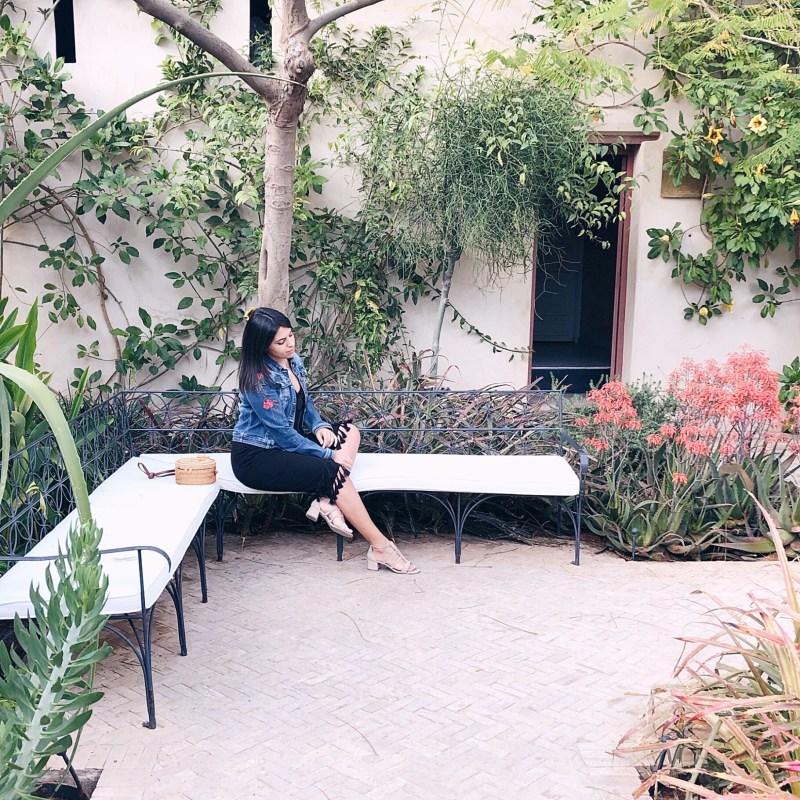 jardin secret marrakech instagram