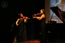 A performance with her mother was a surprising gift to the audiences (Photo by Kim Thanh)