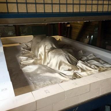 Figure in the kiln