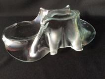 Disguised glass jug