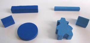 Agricola player piece comparison
