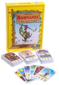 Bohnanza components