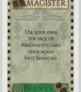 Concordia Venus Magister card