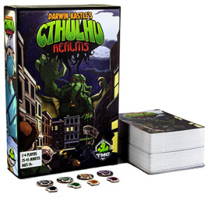 Cthulhu Realms - contents