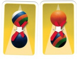 Dimension stacking rule cards