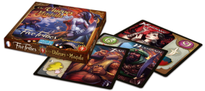 Five Tribes: Thieves of Naqala-contents