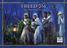 Freedom: Underground Railroad