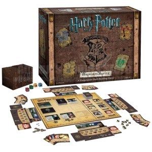 Harry Potter: Hogwarts Battle contents