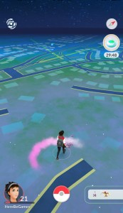 Pokémon Go Incense