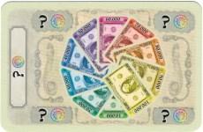 Las Vegas Boulevard Rainbow Banknote