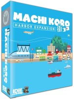 Machi Koro: The Harbor