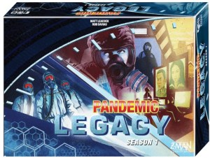 Pandemic: Legacy blue box