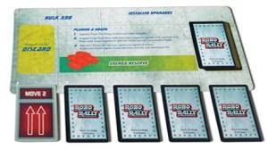 player board: programmed & activating 1st Register