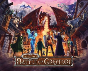 Red Dragon Inn: Battle for Greyport