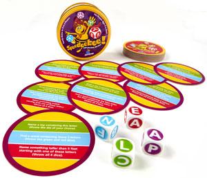 Speedeebee! contents