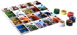 Splendor game setup