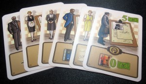 Staff Cards - Introductory D set