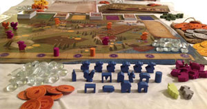 Viticulture components