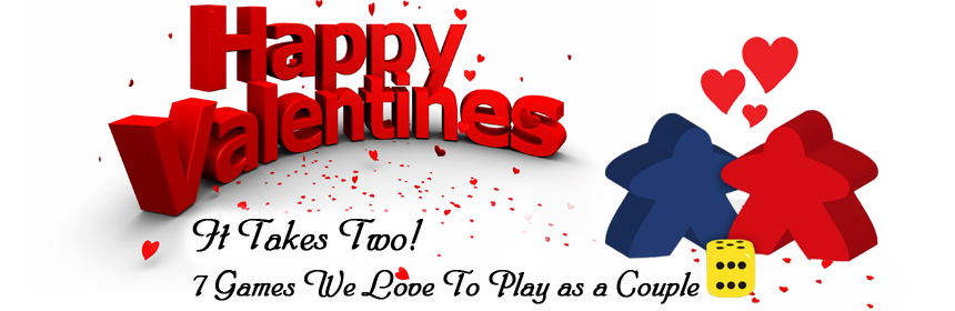 It Takes Two! 7 Games We Love to Play as a Couple