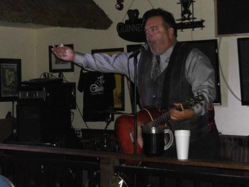Travis Tim Finnegan's Irish Pub