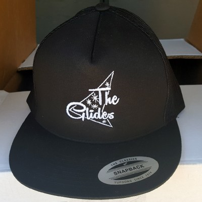 The Glides logo hat