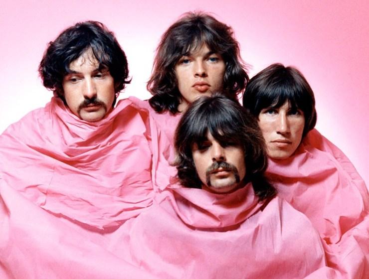 Pink Floyd Pink Promotional Image