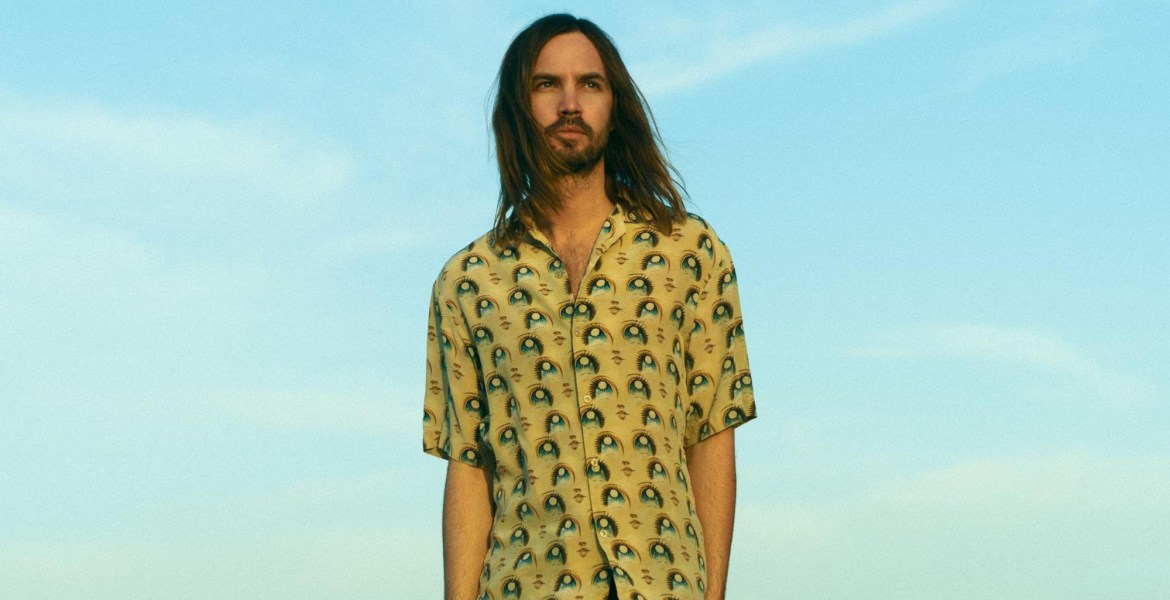 Tame Impala Kevin Parker Press The Glitter and Gold