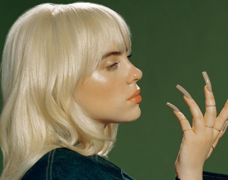 Billie Eilish NDA Promotional Image