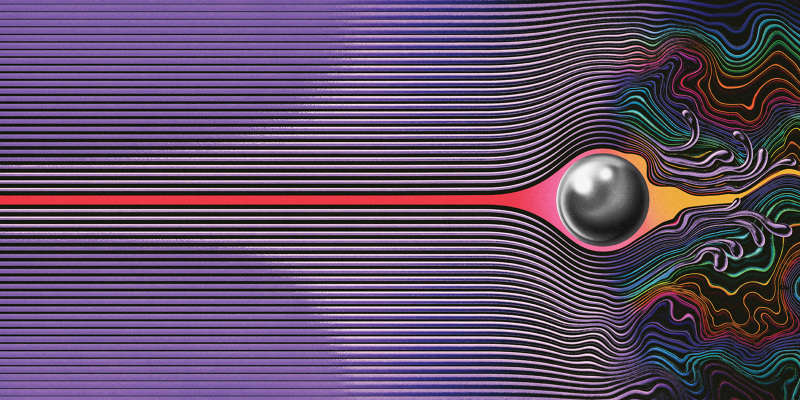 Currents' gatefold cover