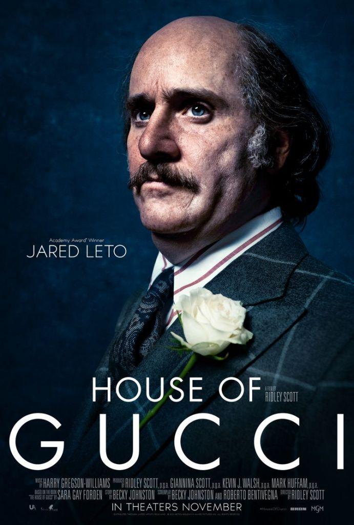 Jared Leto as Paolo Gucci