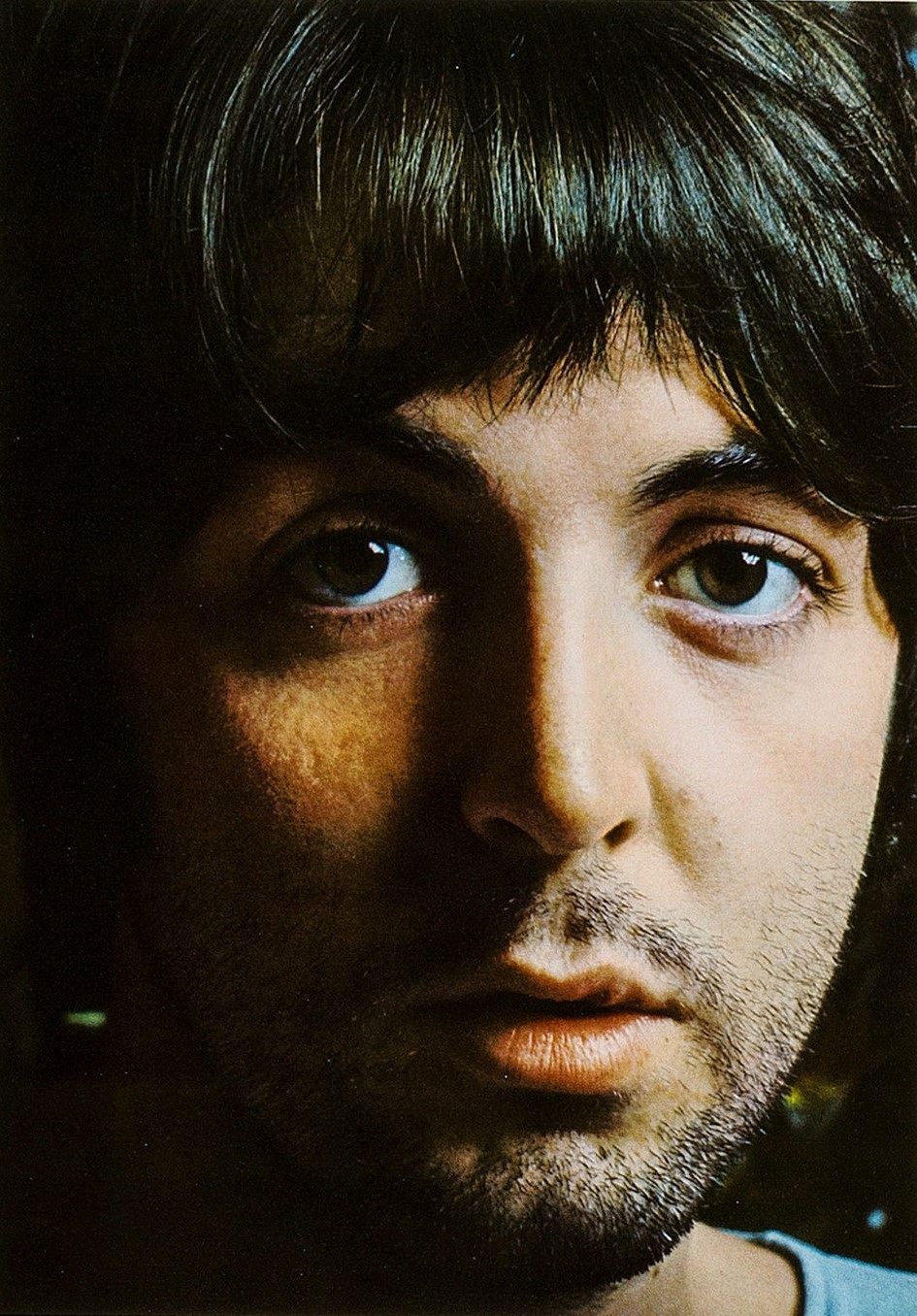 The Beatles Paul McCartney Apple Records Promotional Image