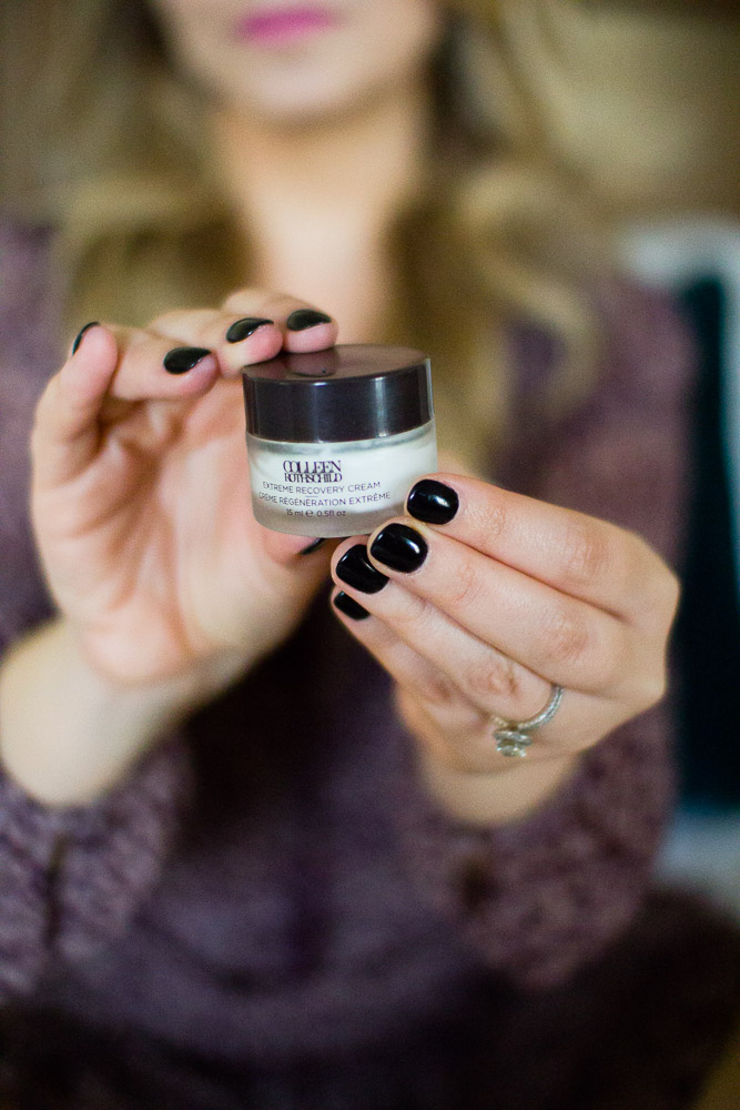 The Glitter Gospel Blog shares the amazing skin care line from Colleen Rothschild that will change your skin. Colleen Rothschild, Skincare, Beauty Routine, Rebecca Minkoff Dress