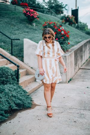 Go To Summer outfits, Yellow Sundress, Cognac Wedges, Oversized Sunglasses, Boho Style, Gingham top, White Jeans, Platform Espadrilles,, The Glitter Gospel. Tennessee Blogger