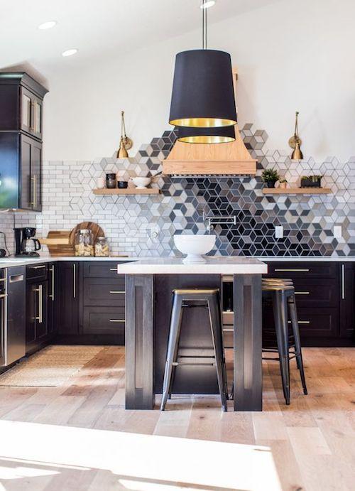 10 kitchens that made backsplash cool