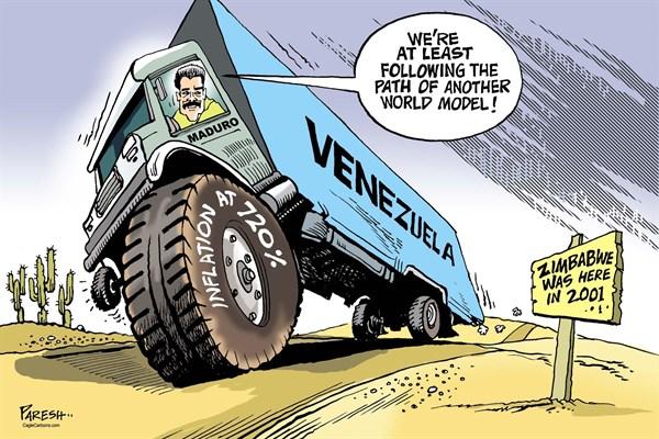 Maduro & Zimbabwe