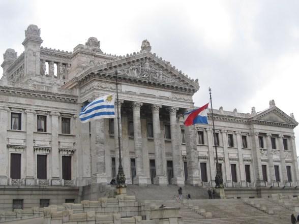 Legislative Palace, Montevideo, Uruguay Photo Credit: Tiana Gerfauo Gonzalez