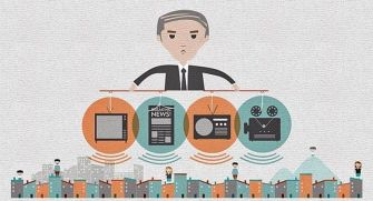 INFOGRAPHIC: Media Consolidation: The Illusion of Choice