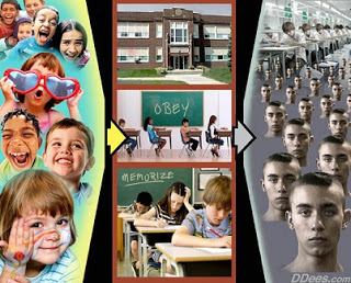 American Education: Teach the Children War