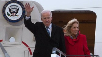 Biden's Million-Dollar European Trip