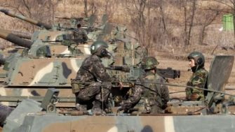 South Korea Military Drills Begin As North Korea Threatens War
