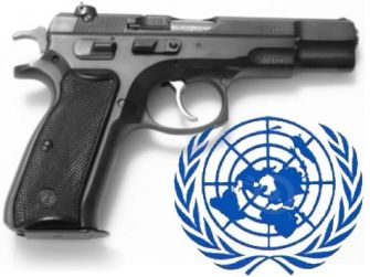 UN Prepares to Finalize Global Arms Trade Treaty: Gun Owners to Take it on the Chin?