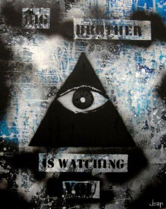 An Orwellian America