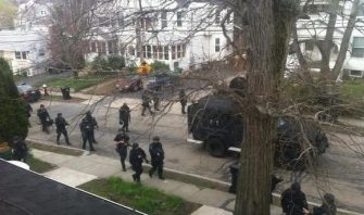 Media Begins Covering Anti-Fourth Amendment Boston Martial Law