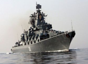 Russia Sends Two Warships to Mediterranean