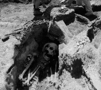 Past Newspaper Articles on Ancient Giant Bones
