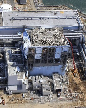 Fuel Removal From Fukushima's Reactor 4 Threatens 'Apocalyptic' Scenario