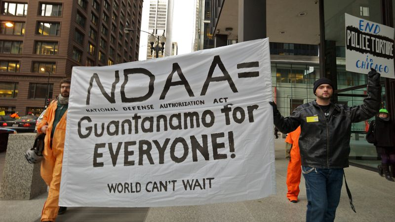 NDAA-protest-Guantanamo-for-everyone