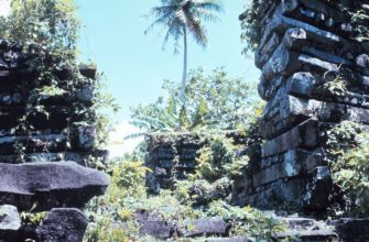 The Mysterious Ruins of Nan Madol