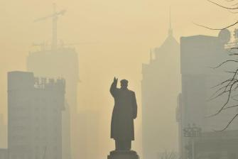 Orwellian Chinese Gov't Responds to Nation's 'Airpocalypse' with 'Smog Is Good for You'