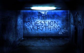 Question Everything: The insanity we have chosen to believe